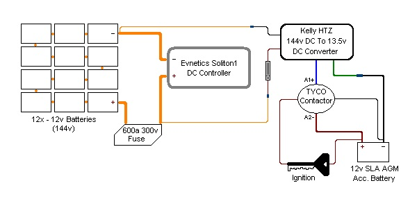 1988 daytona ev 075 dc to dc converter wiring diagram jason s dodge daytona ev