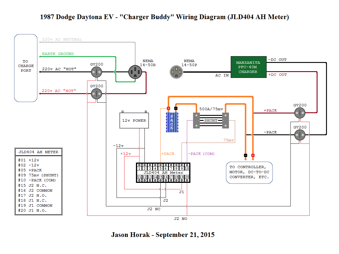 diagram \u2013 \u201dcharger buddy\u201d wiring \u2013 jld404 ah meter (09 21 2015 2015 Dodge Charger Wiring Diagram